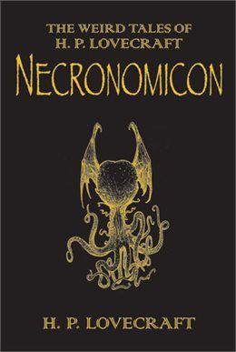 Book Necronomicon by H.p. Lovecraft