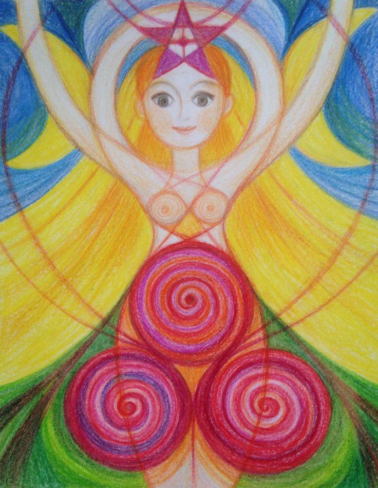 #Tripel # Goddess