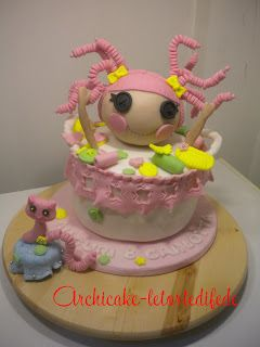 Archicake - Le torte di Fede: TORTA LALALOOPSY