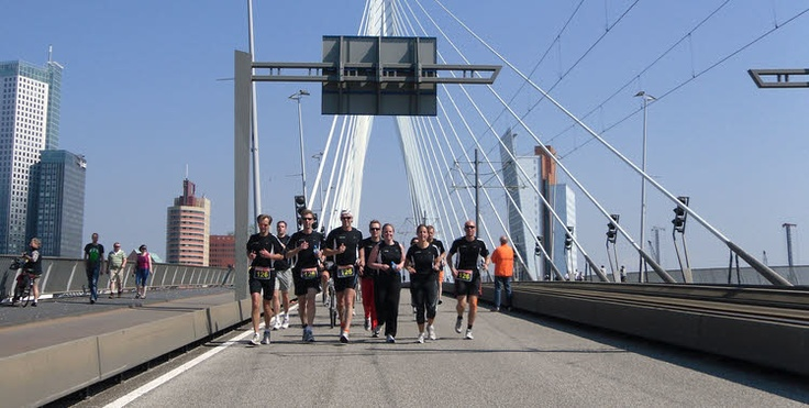 Crewing for the ROPArun this year! Great relay run from Paris to Rotterdam.