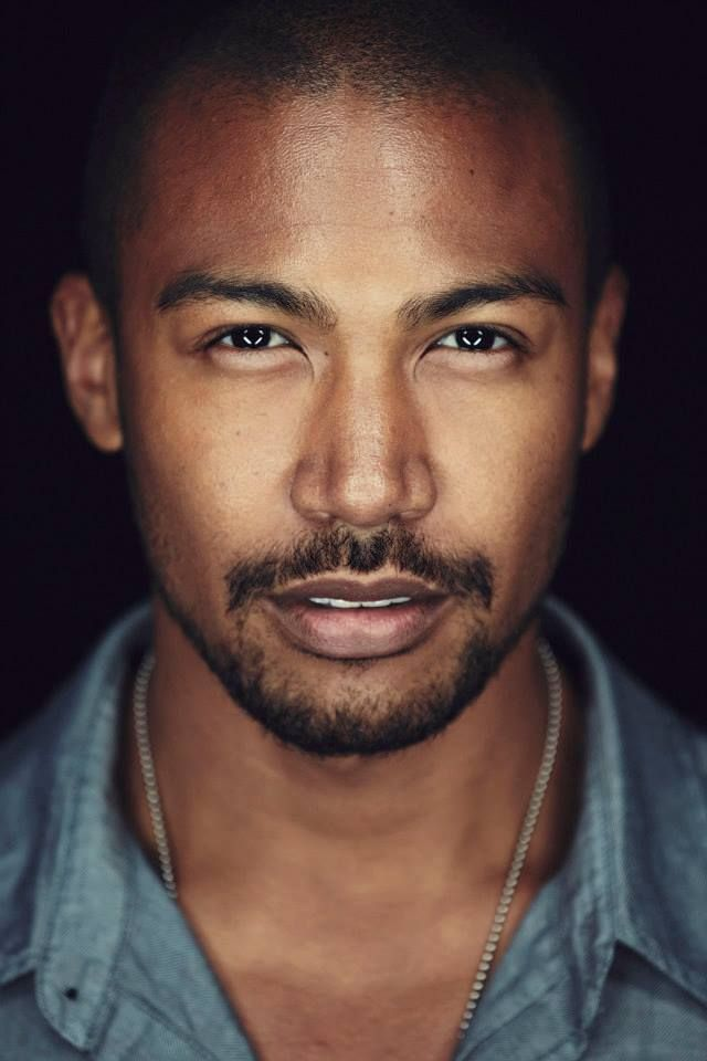 Charles Michael Davis / The Cast of The Originals at Comic-Con 2014