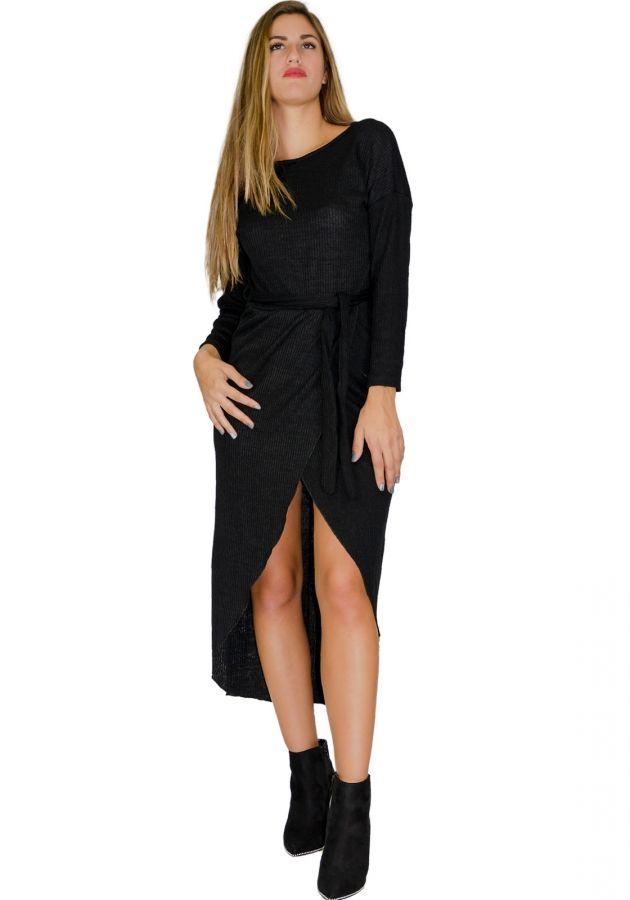 57c51a7f5d45 Φόρεμα Miss Pinky midi πλεκτό φάκελος  fashionista  dress  girls  mystyle   outfit