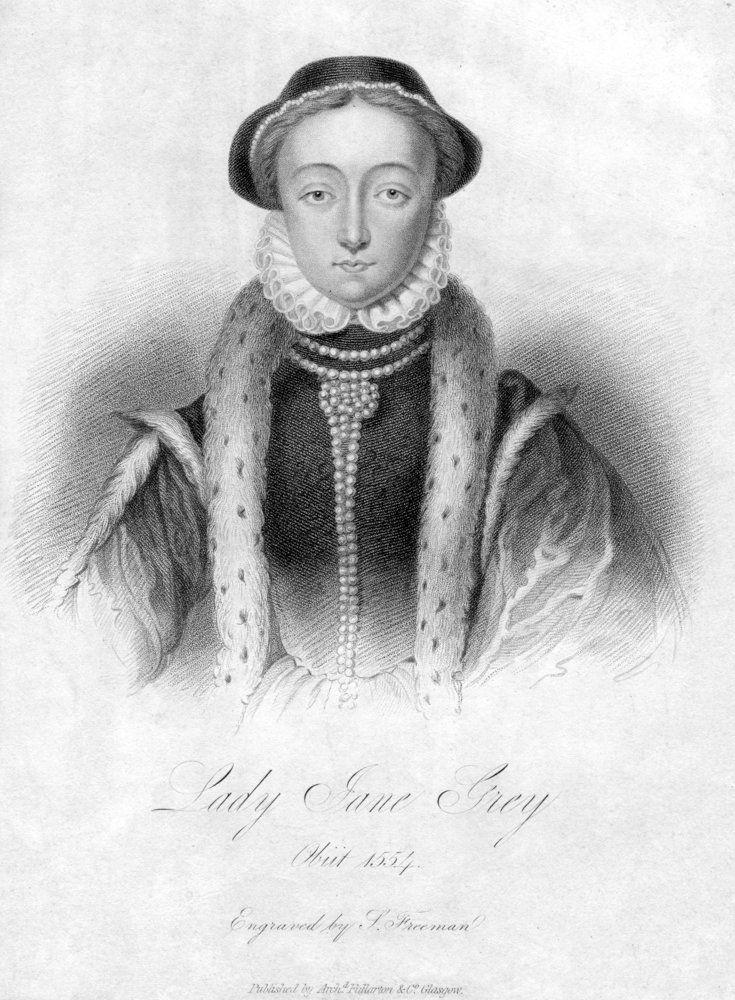 31 best Lady Jane Grey (1537-54) images on Pinterest ...