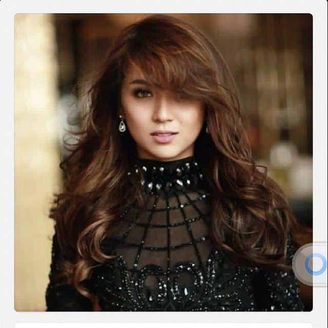 Shareig Hairspiration Ms Kathryn Bernardo Dennisign