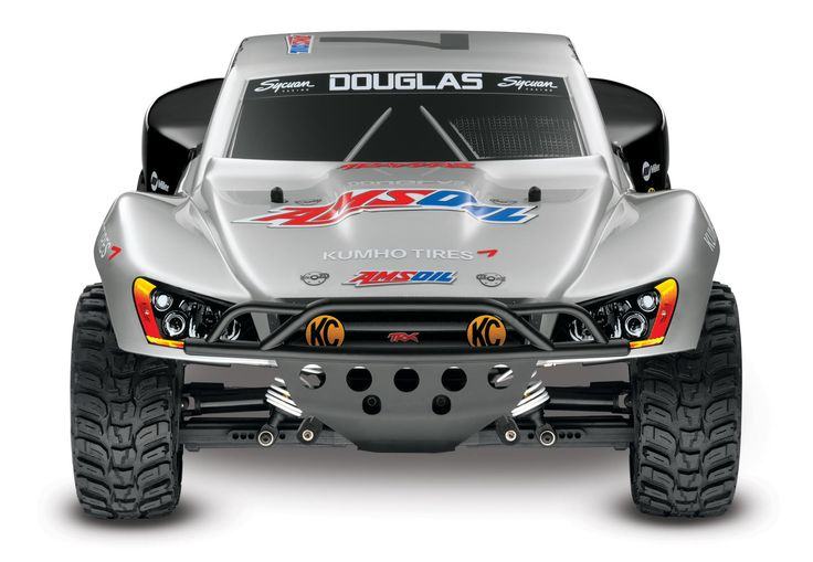 #Traxxas Slash Visita: boostrc.com.mx