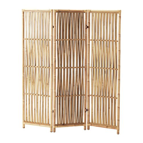 JASSA Room divider IKEA Treated with clear varnish which gives natural colour variations and allows the furniture to age beautifully over time.