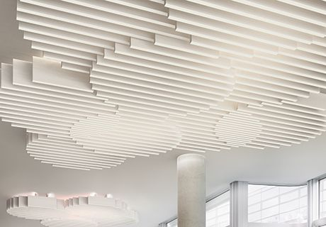 Seeyond Architectural Solutions: 3D Acoustic Modules -