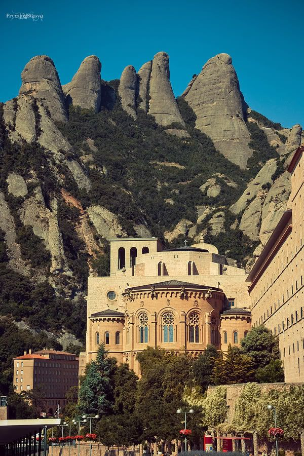 Montserrat, Spain... Would love to see this.