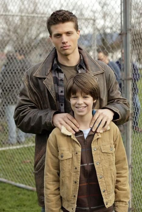 High school Sam and Dean
