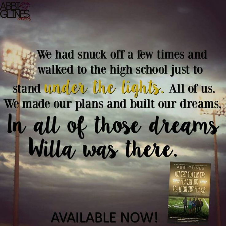 Under the Lights (Field Party) book pdf