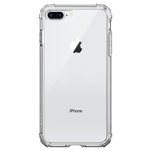 Spigen Crystal Shell Case For Apple Iphone 8 Plus 7 Plus Clear Crystal Target Clear Cases Iphone 8 Plus Iphone 8