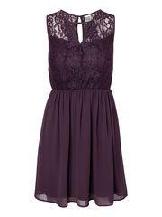 JOSEFINE LACE S/L DRESS, Plum Perfect, list
