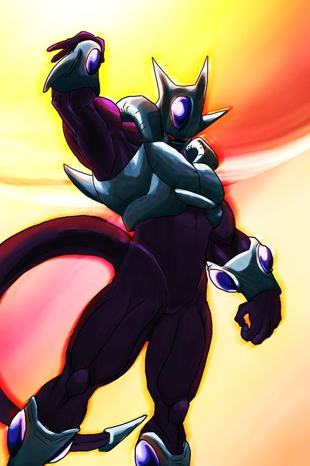 Lord Cooler. Favorite DBZ Character!