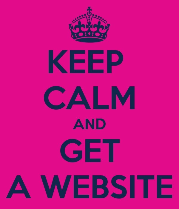 Keep calm and get your personal website.    We do Facebook Fan Pages, WordPress Websites and Blogs and Social Media Training.    ♥ visit www.creativescapemarketing.com for more information♥