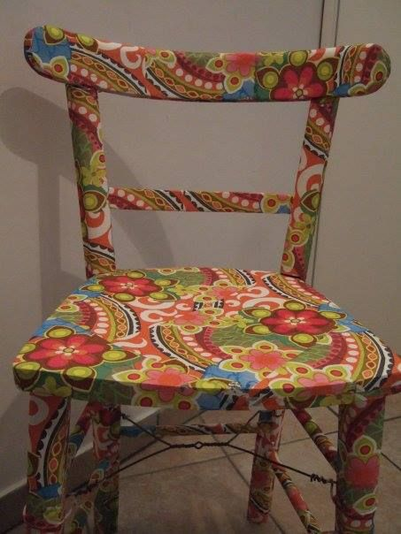 reas creations chair !!