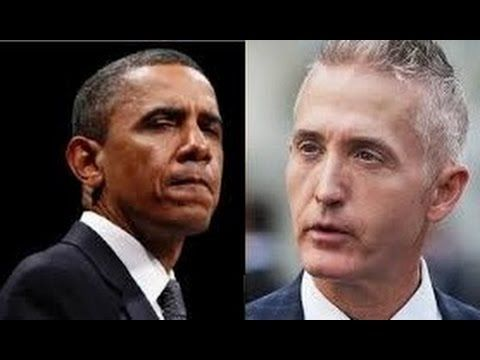 """Trey Gowdy Shocks Congress """"Obama Compromised The Department Of Justice"""""""