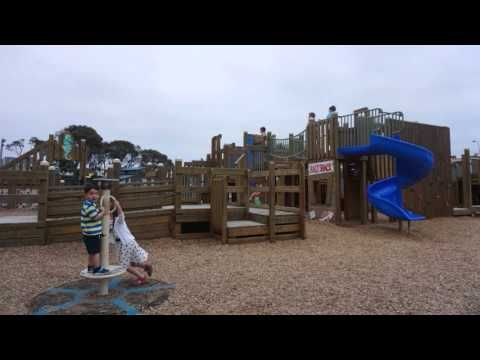 Rye's Up Community Playground   TOT: HOT OR NOT