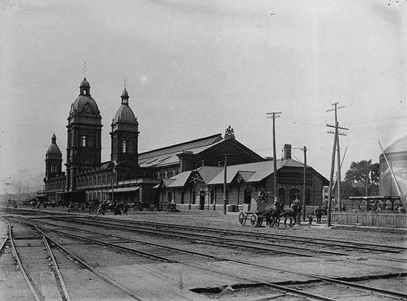 Old Union Station.
