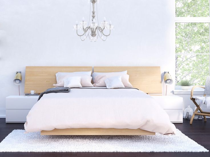 Fiji Full Size Bedroom Set 400838 From Nexera Natural Maple And White