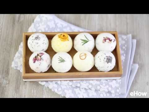 How to Make Bath Bombs Without Citric Acid (with Pictures) | eHow | eHow
