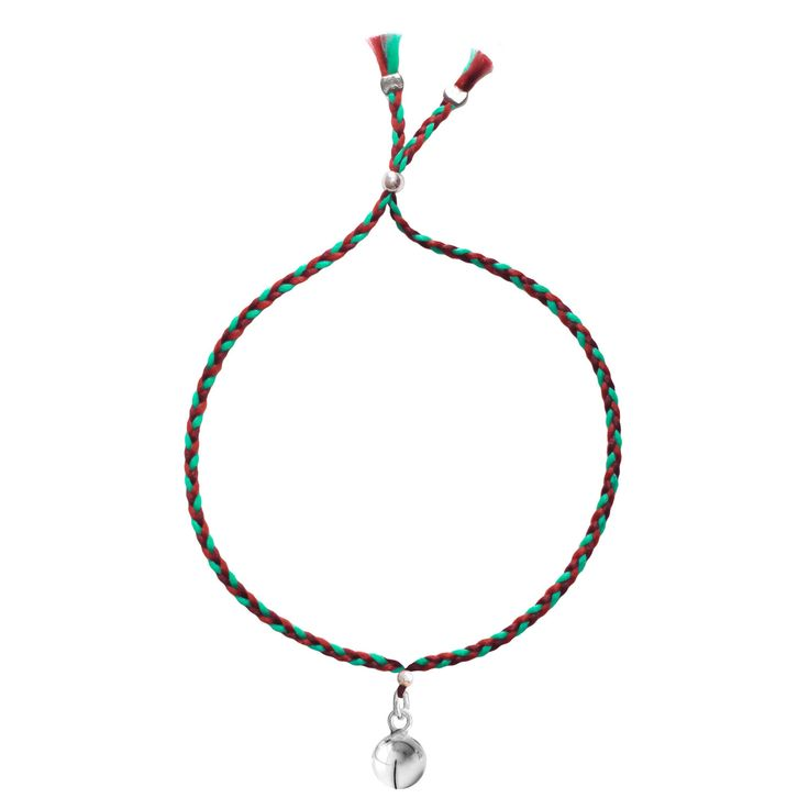 No.129 Ring my Bell Bracelet - Green