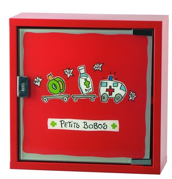 Armoire à pharmacie Petits Bobos