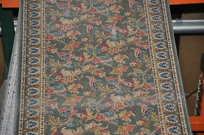 persian rug runner by the foot stair hallway area 27 w. Black Bedroom Furniture Sets. Home Design Ideas