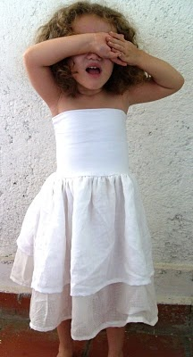 Tulip dress/skirt….so cute and probably so easy to make