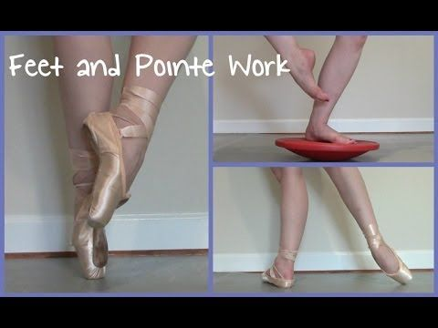 Feet and Pointe Work Strengthening | If the Pointe Shoe Fits...