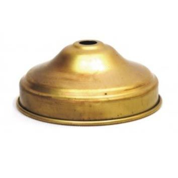 Portatulipas de latón 90mm sin rosca  #lamparas #montar #fabricar #decoracion #accesorios #piezas