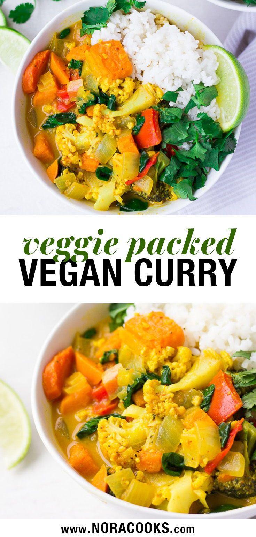 Easy Vegan Curry