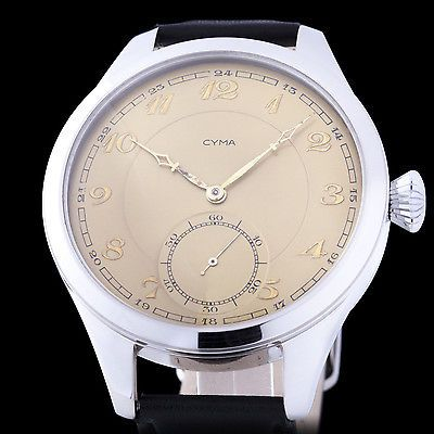 CYMA WATCH Co MEN'S CHRONOMETER 16 SIZE 15 JEWELS SWISS POCKET WATCH MOVEMENT https://t.co/p54SSr7dbs https://t.co/rerer9CJGt