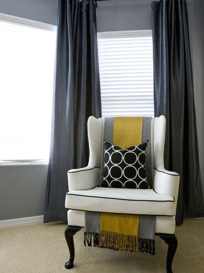 Michelle S Master Bedroom , Eclectic Bedroom