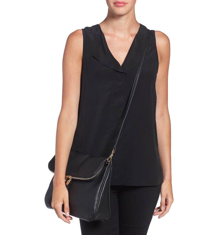 Main Image - BP. Foldover Crossbody Bag ($40)