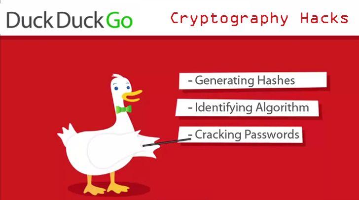DuckDuckGo como Herramienta para Generar y Crackear Hashes (md5, sha, sha512 y más) | Blackploit [PenTest]