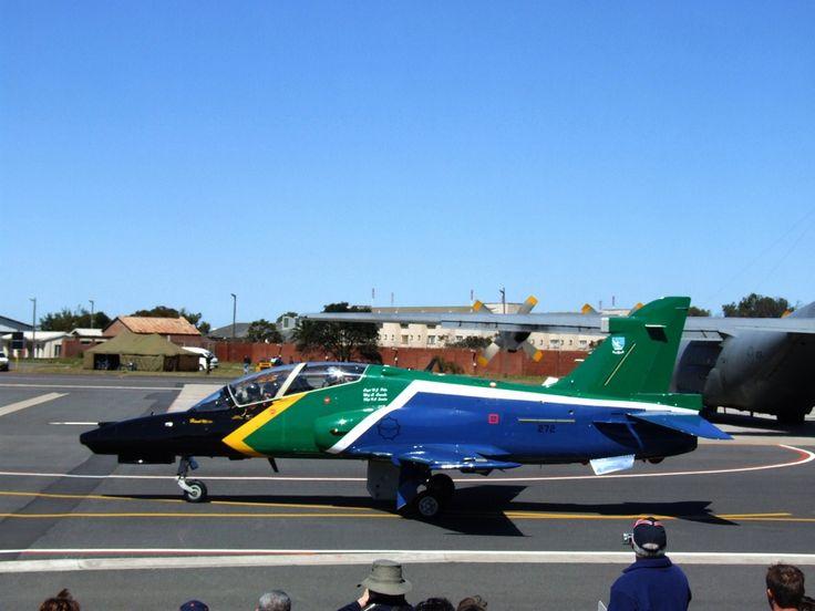 SAAF Hawk Mk 120 272   by Asylumkid