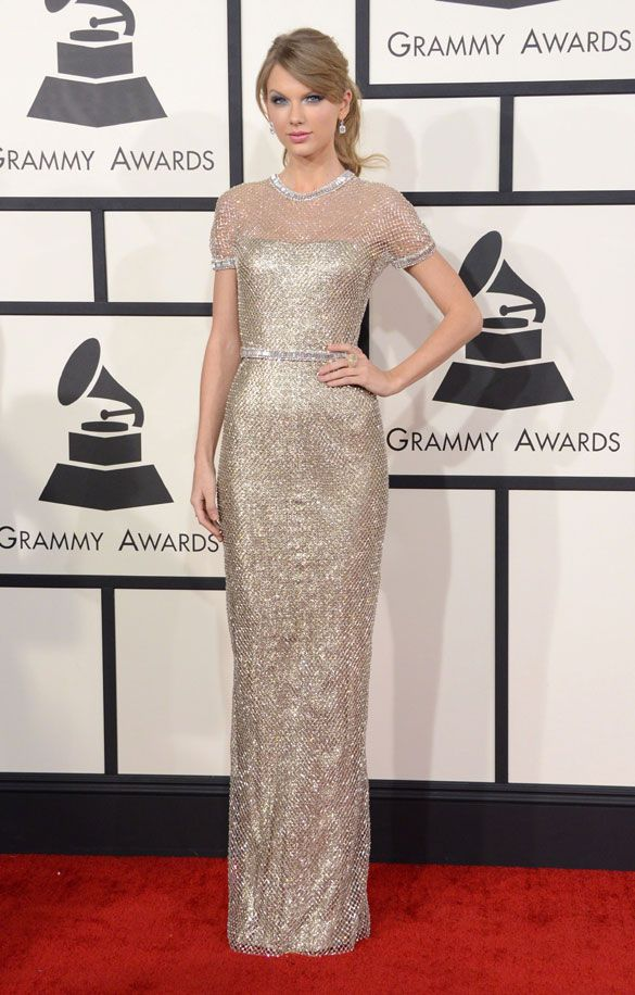 Talor Swift - 2014 Grammy Awards - January 26, 2014.
