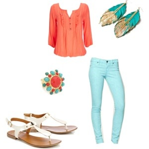Your Go-To Guide For Summer Daytime Looks: Summer Daytime, Outfit Ideas, Polish Polyvore, Cult Polish, College Fashion, Go To Guide, Summer Clothes