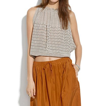 Antic Top // Madewell: Rachel Comey, Tops, Comey Antic, Clothes, Color, Antic Top, Fashion My Style D