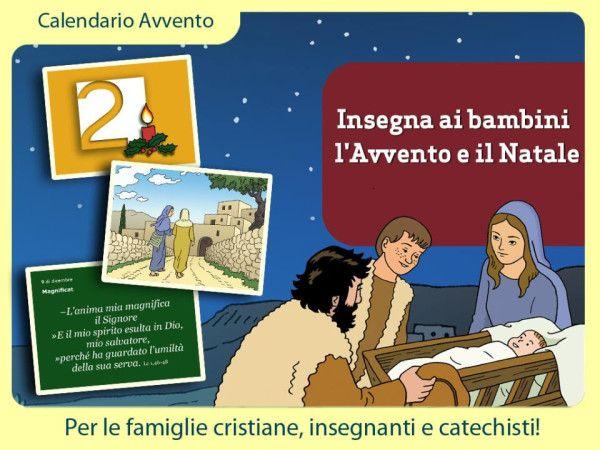 App iPad – Natale : Calendario dell'Avvento per i bambini, la famiglia e le scuole cristiane de La Bibbia dei Bambini