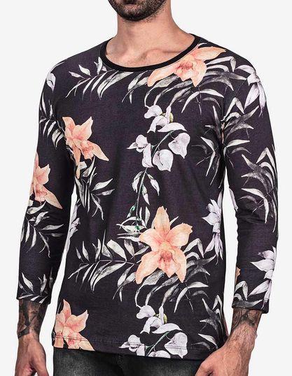 b8e747f6a Camisetas estampadas e florais garbosas. Pólos e camisas masculinas ...