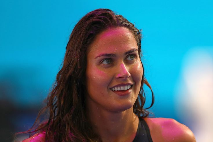 Zsuzsanna Jakabos of Hungary looks on following the Women's 200m Individual Medley Semi-Finals on day ten of the Budapest 2017 FINA World Championships on July 23, 2017 in Budapest, Hungary