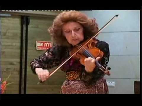 IDA HAENDEL J. BRAHMS VIOLIN SONATA 1 Op.78 (1) Vivace ma non troppo