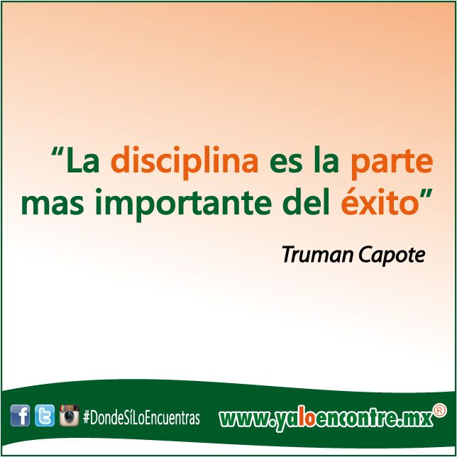 #Frases #Motivación #Inspiración #Disciplina #Éxito