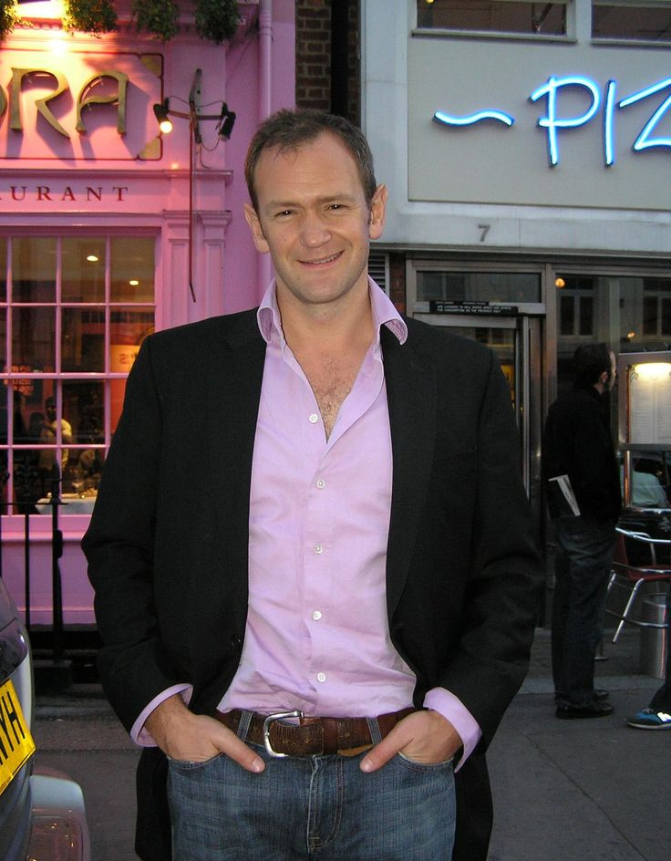 british comedian alexander armstrong