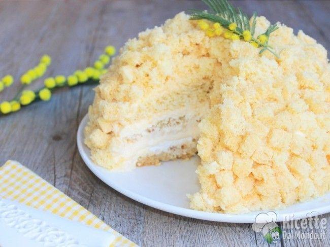 Ricetta per Torta Mimosa