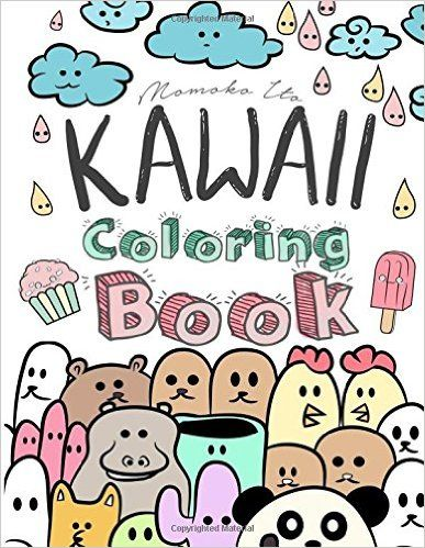 Kawaii Coloring Book: A Cute Japanese Coloring Book for Adults, Teens and Kids (Anime, Manga, Doodles, Graphic Illustrations): Momoko Ito: 9781533544186: Japanese: Amazon Canada
