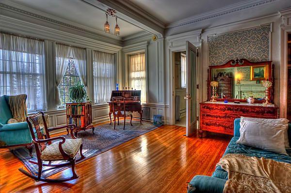Bedroom, Glensheen Mansion, Duluth, Minnesota By Amanda Stadther.  Http://amanda Stadther.artistwebsites.com/ | Minnesota... | Pinterest |  Mansions, Duluth ...