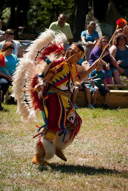 Native American Festival, via Flickr.