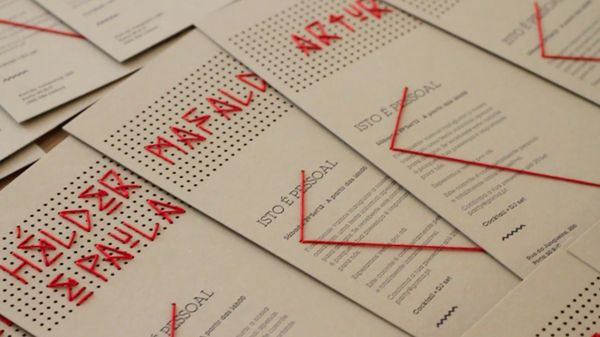 Goma Party Invitation by GOMA , via Behance